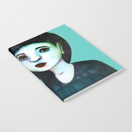 Night Girl III Notebook