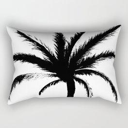 Classic Palm Tree Rectangular Pillow