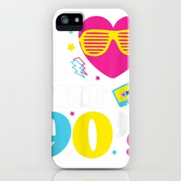 1990's 90s TShirt I Heart the Nineties T Shirt iPhone Case