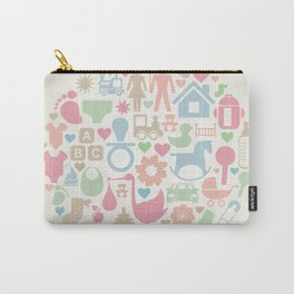 Baby a sphere Carry-All Pouch
