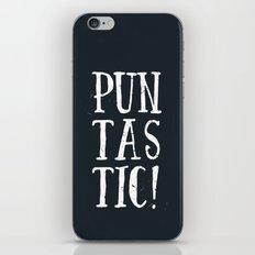 Puntastic! iPhone & iPod Skin