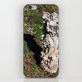 Vigilant Angel iPhone Skin
