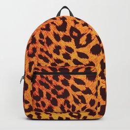 Leopard Pattern Backpack