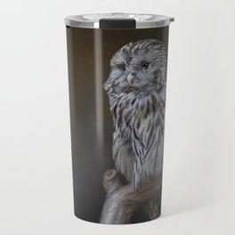 Lovely cute owl Travel Mug
