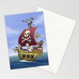 The Good Ship Doris Stationery Cards