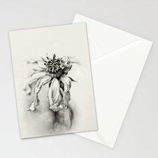 Bad dream... (b/w) Stationery Cards