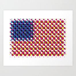 United States of America Art Print