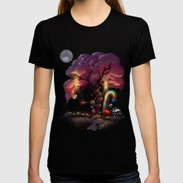 Candy Wonderland Tree T-shirt