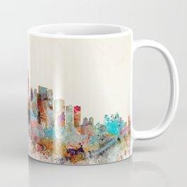 shanghai city skyline Coffee Mug