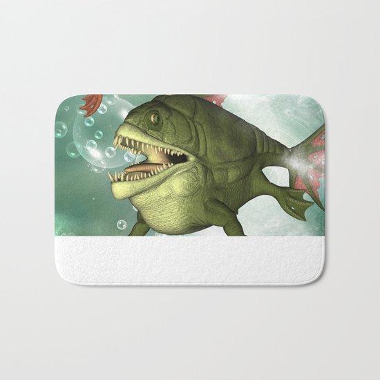 Armour fish Bath Mat