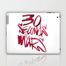 30 Seconds to Mars Laptop & iPad Skin