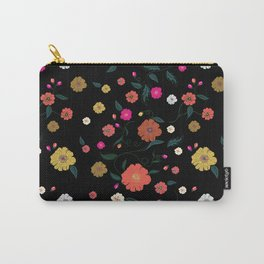 BOTANICAL FUSION Carry-All Pouch