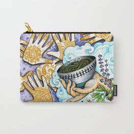 Henna Dreams Carry-All Pouch