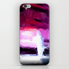 Delphin in Action. iPhone & iPod Skin