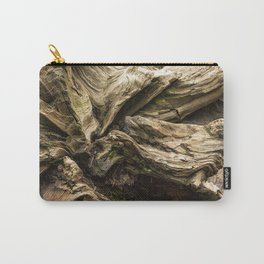 Sequoia Abstract, No. 1 Carry-All Pouch