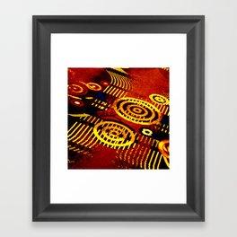 PCP v.1 Framed Art Print
