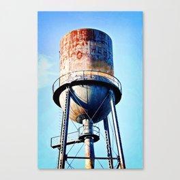 Marathon Tower Canvas Print