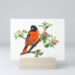 Orchard Prince by Teresa Thompson Mini Art Print