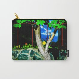 Chestnut Tree Carry-All Pouch