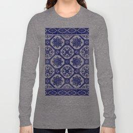 Portuguese tiles Long Sleeve T-shirt