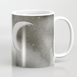 Worshipping the Moon Coffee Mug