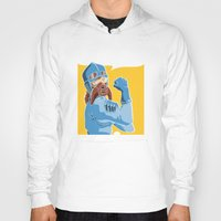 nausicaa Hoodies featuring Protect the Valley by adho1982