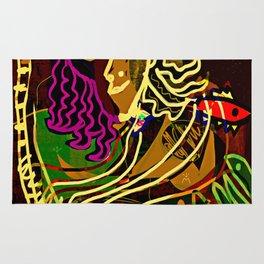 The Piano Girl / Memories / Follies Collection Rug