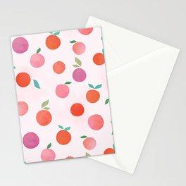 Tangerine Dream Stationery Cards