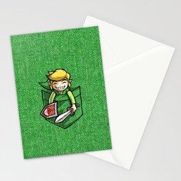 HAPPY POCKET LINK Stationery Cards