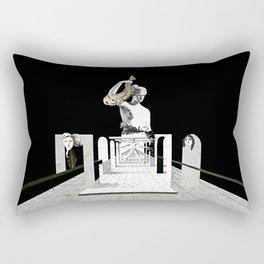 Freudian dream Rectangular Pillow