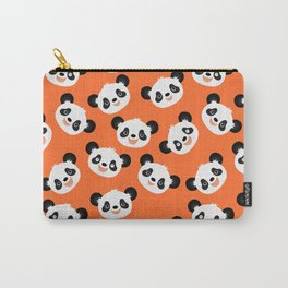 Happy Pandas Carry-All Pouch