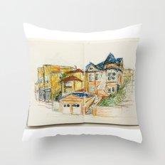5163 Throw Pillow