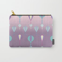Japanese Lanterns // Graphic Print Carry-All Pouch