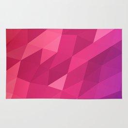 Pink Hologram Rug