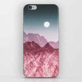 Unstoppable moon iPhone Skin
