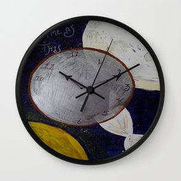 FOR SUCH A TIME AS THIS Wall Clock