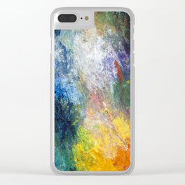 1968 Pacific Typhoon Season, vol.1 Clear iPhone Case