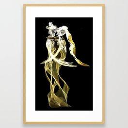 Dancing Tango Framed Art Print