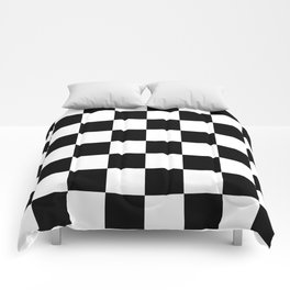 CHESS GAME Comforters