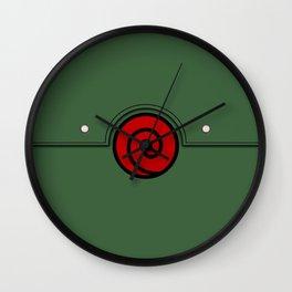 Jounin Konoha vest Wall Clock