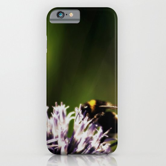 In the green light iPhone & iPod Case