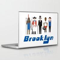 brooklyn Laptop & iPad Skins featuring Brooklyn  by harlembrooklyn