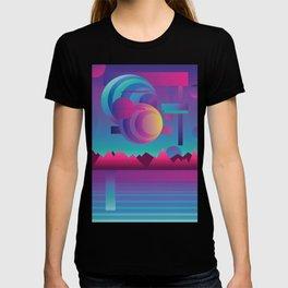 Neonscapes T-shirt