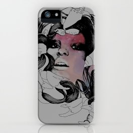 sea goddess iPhone Case