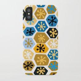 Retro Pattern iPhone Case