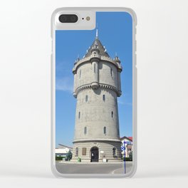 water castle severin Clear iPhone Case