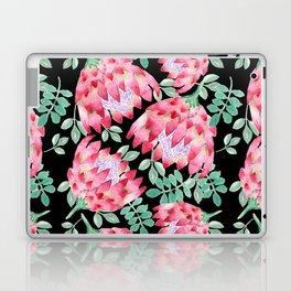 Watercolor Protea Laptop & iPad Skin