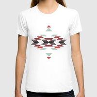 navajo T-shirts featuring NAVAJO PRINT by peanutbuttajennie
