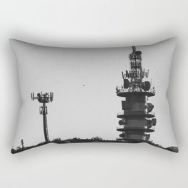 Telegraph Tower Rectangular Pillow