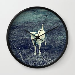 Independent Goat Wall Clock